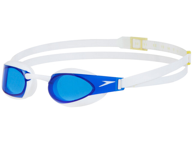 speedo Fastskin Elite Goggle White/Blue